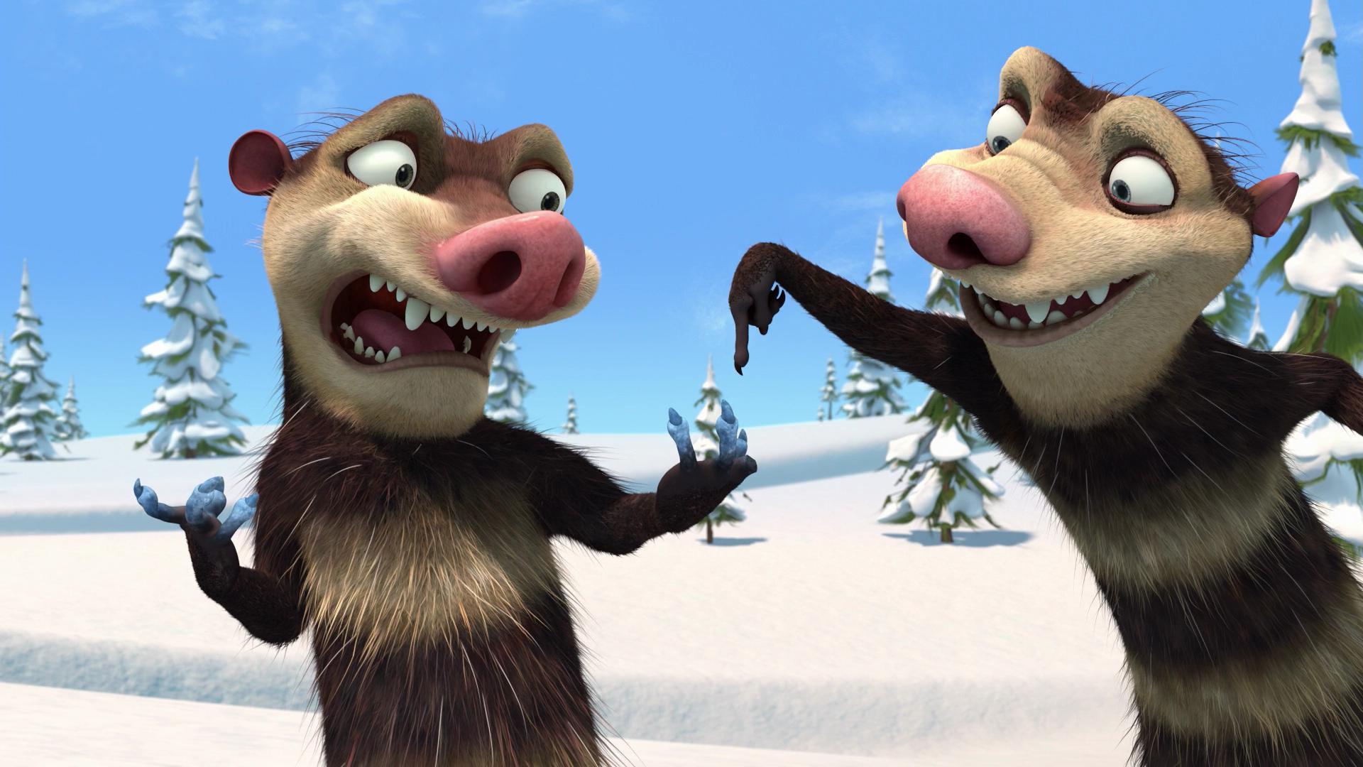 Игра Ледниковый период 3  Ice Age 3 Dawn of the